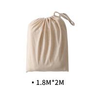 纯棉睡袋室内 便携旅行隔脏睡袋酒店双人睡袋 66007SN1809