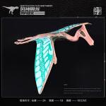 塑胶恐龙世界模型玩具儿童男女孩礼物