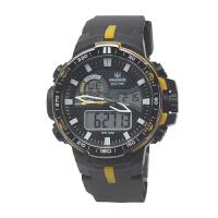学生防水手表双显多功能运动表男士大表盘户外登山电子腕表SN2602