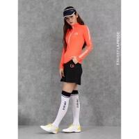 秋冬高尔夫服装球 女士长袖T恤 golf女款外套 韩款夹克