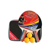 乒乓球拍套装 横拍直排双面反胶 三球胶皮乒乓球拍