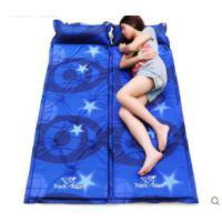 时尚印花可拼接防潮垫睡垫户外单人自动充气床垫超轻加厚折叠帐篷野餐垫
