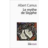 【法语原版】西西弗神话 Le mythe de Sisyphe 加缪 进口法语书