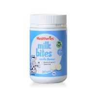 【网易考拉】Healtheries 贺寿利 新西兰进口百年品牌 全脂高钙奶片?香草味??190克