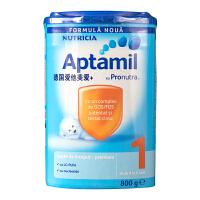 爱他美(Aptamil)经典版1段幼儿配方奶粉 (0-6个月适用)800g(原装进口)