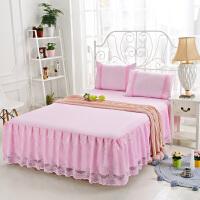 床群罩单件床围裙席梦思床罩床裙式1.8x2.0床保护套防尘罩2x2.2米