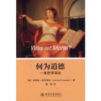 《何为道德:一本哲学导论》epub+mobi+azw3百度网盘下载