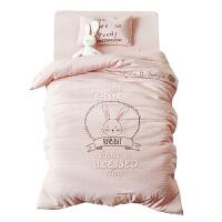 幼儿园被子三件套纯棉含芯午睡被宝宝入园套件床品六件套床上用品 其它