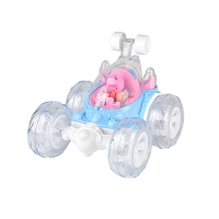 20180731031353102翻滚车特技车翻斗车遥控车玩具女孩男孩儿童充电动汽车幼儿园礼品