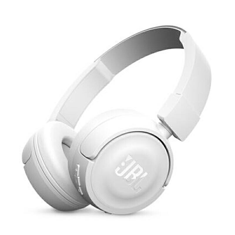 JBL T450BT  无线蓝牙头戴式耳机 带麦 重低音运动音乐手机电脑通话带耳麦 蓝色/ 黑色 /白色