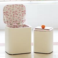收纳凳子储物凳可坐多功能沙发凳玩具整理箱收纳箱换鞋椅子T