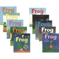 The Frog Collection青蛙弗洛格的成长故事Frog is Frog 睡前故事亲子共读 情商管理逆商培养F
