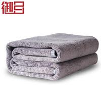御目 洗车毛巾 加厚多功能擦车巾不脱毛舒适耐用吸水巾不掉色纤维磨毛质地柔软汽车美容巾