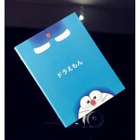 A4活页笔记本 卡通龙猫活页本 康奈尔道林纸笔记本 B5 多啦爱梦B款9孔