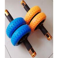 新款 双轮4轴承健腹轮 巨轮腹肌轮 收腹轮 滚轮家用健身器材