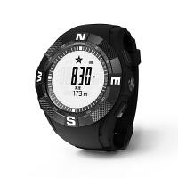 户外海拔高度气压指南针北斗授时多功能运动登山手表智能手表SN8421