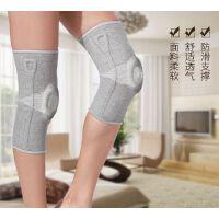 运动护膝男膝盖保护女支撑半月板损伤十字韧带保暖加厚护膝