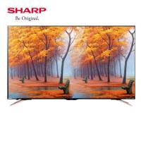 夏普(SHARP)LCD-70SU575A升级版 70英寸4K超高清 智能 wifi 网络液晶平板电视机