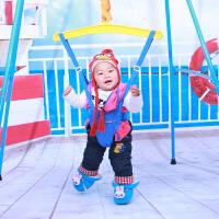宝宝跳跳健身器 儿童弹跳椅室内秋千吊椅婴儿健身架