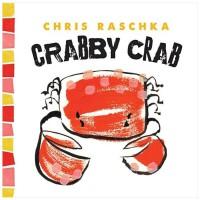 Thingy Things: Crabby Crab小小螃蟹 英文原版儿童绘本 启蒙读物