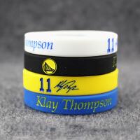 款 篮球手环nba硅胶运动腕带 夜光手链男球星 哈登 科比 库里 詹姆斯 欧文