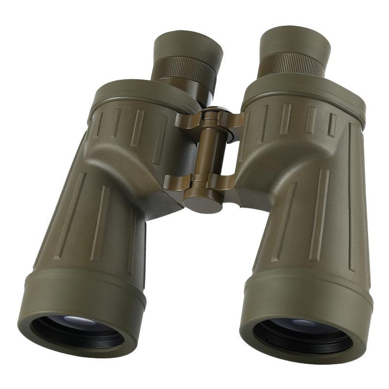 时尚高倍高清望远镜10x50 微光夜视非红外 可测距双筒望眼镜    可礼品卡支付 品质保证 售后无忧 支持货到付款