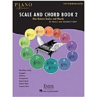 预售 英文原版 菲伯尔钢琴音阶和弦教程2 Piano Adventures Scale And Chord Book 2