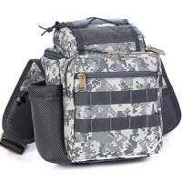 多功能户外单肩包斜跨单反相机包男女背包旅游包战术旅行包相机袋 20升以下