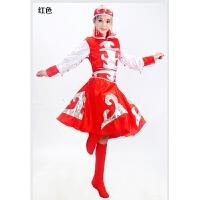蒙古舞蹈服装演出服少数民族鸿雁蒙古袍广场筷子舞女蒙族服饰
