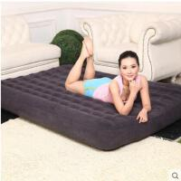 柔软舒适充气床垫双人加厚气垫床单人加大蜂窝立柱户外露营垫子