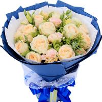 朵红玫瑰花束武侯区成华区生日成都鲜花店温江新都同城送花上门