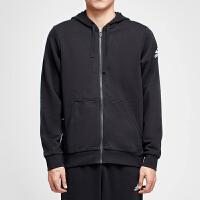 adidas阿迪达斯男装夹克2018年新款运动服BK3717