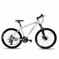 欧狼山地自行车减震男女学生单车变速车超轻便携迷你铝合金山地车速影20024速高性价比