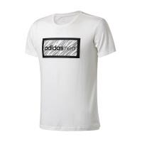 adidas阿迪达斯NEO2017新款运动服男服短袖T恤CF9786