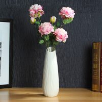 简约现代创意家居软装饰品摆件陶瓷满天星干花花瓶北欧花艺插花器