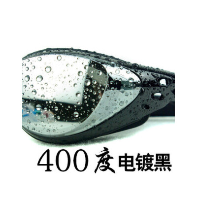 新款 电镀膜 近视游泳镜防水 防雾紫外线0-泳镜 发货周期:一般在付款后2-90天左右发货,具体发货时间请以与客服协商的时间为准