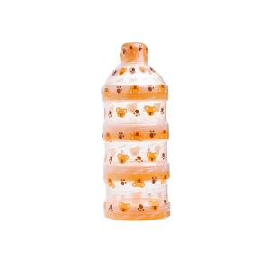 【当当自营】喜多酷比熊一般容量三层奶粉盒