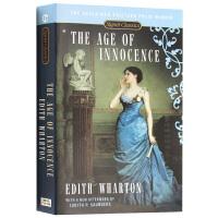 The Age of Innocence 英文原版经典名著小说 纯真年代 英文版 正版进口英语书籍