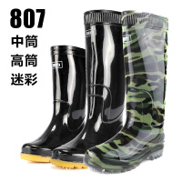 回力雨鞋男士水鞋雨靴男款防水鞋高筒中筒低�投掏蔡仔��z鞋水靴男