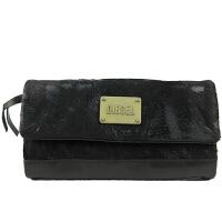 迪赛 DIESEL X01469-PS884-T8013 马毛面层女款手拿包