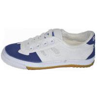 GUOQIU 国球 乒乓球鞋 专业小孩儿童乒乓球运动鞋 GX-1003帆布牛筋底