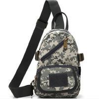 轻盈便携时尚包包旅游旅行包战术包胸包户外休闲迷彩背包单肩包斜跨腰包