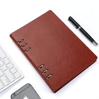 a5活页本学生用b5本子大号办公会议记录本16k商务活页笔记本文具