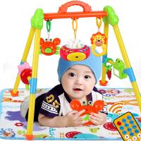 带音乐男孩男宝宝架器0-1岁玩具0-3-6-12个月女孩