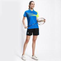 排球服套装 男女排球队服比赛服 乒乓球训练服羽毛球服网球运动服