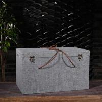 景德镇陶瓷器花瓶*盒盘子餐具摆件工艺品装饰礼品包装锦盒
