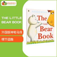 英国进口 安东尼布朗作品 The Little Bear Book 【平装】#