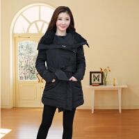 大码女装200斤大码外套新款斜门襟显瘦棉衣
