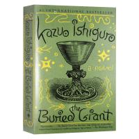 被掩埋的巨人 英文原版 The Buried Giant 石黑一雄 Kazuo Ishiguro 英文版科幻小说 诺贝