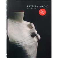 【英文】Pattern Magic奇异剪裁 日本立体裁剪大师 中道友子 服装设计书籍